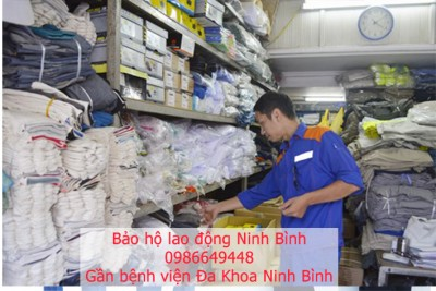 Cửa hàng bảo hộ lao động Ninh Bình