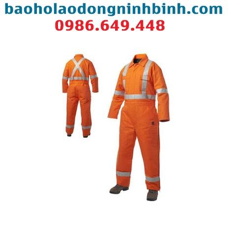 Đồng phục công nhân công trình