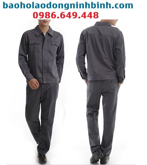 Mẫu quần áo bảo hộ lao động tại Ninh Bình