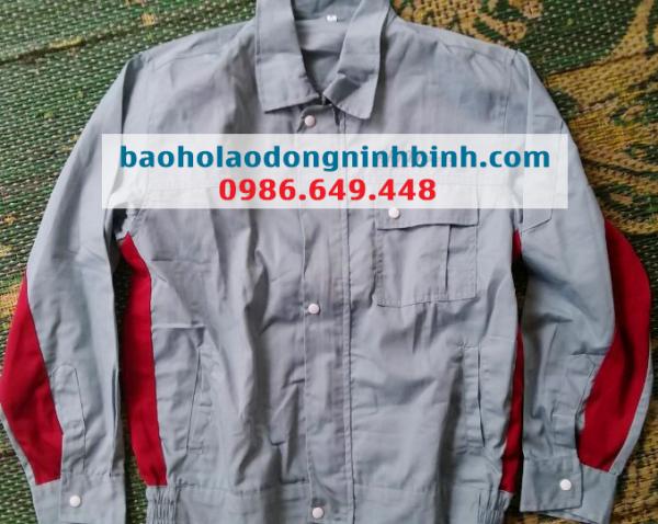 Chuyên may quần áo bảo hộ lao động chất lượng giá rẻ cơsở Ninh Bình