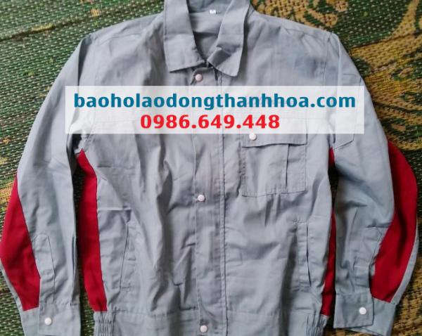 Quần áo bảo hộ lao động mẫu thiết kế theo yêu cầu