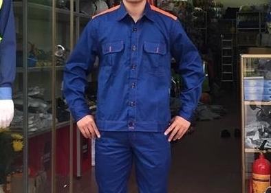 Bán quần áo bảo hộ lao động cho nhân viên trạm xăng tại Ninh Bình